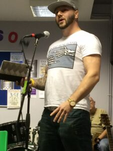 Spoken Word Performer
