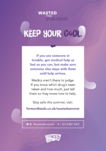 Keep your cool poster