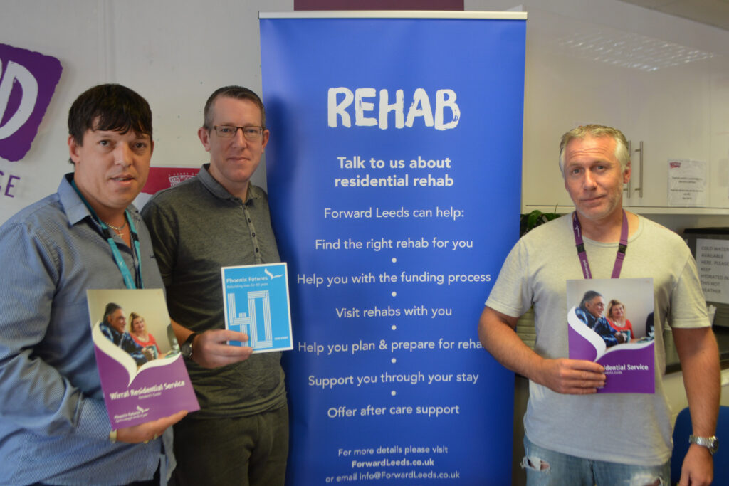 Phoenix Futures at focus on REhab