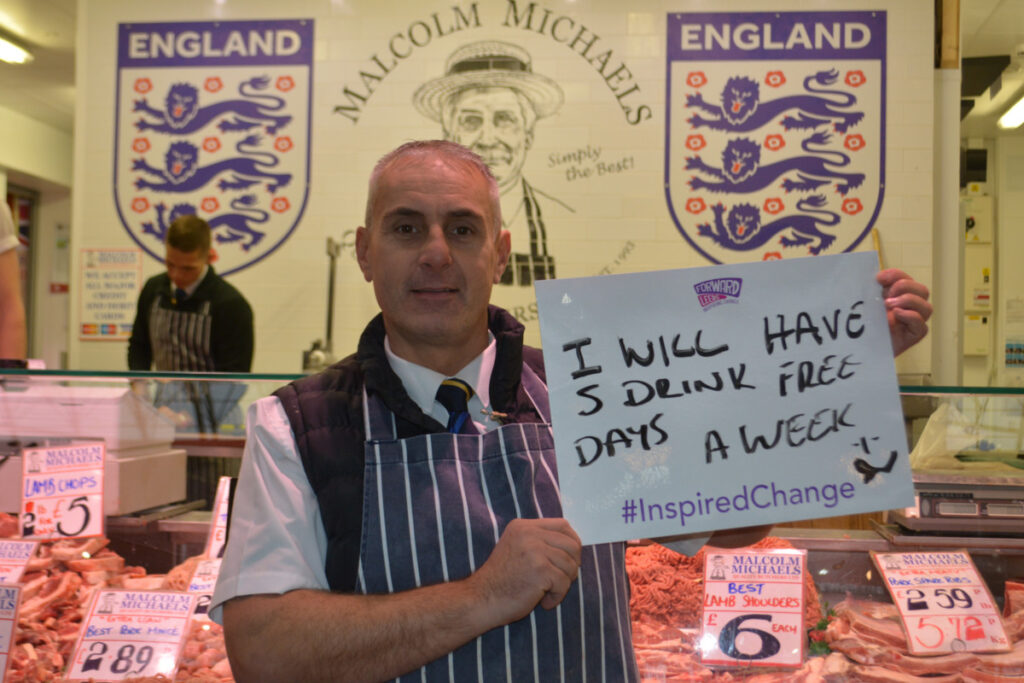 Aidy from Malcolm Michaels Butchers